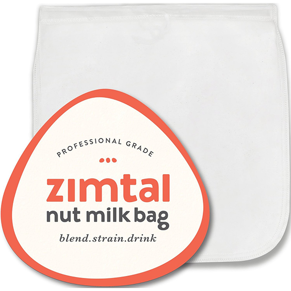 Ketogenic Shopping List -Nut Milk Bag