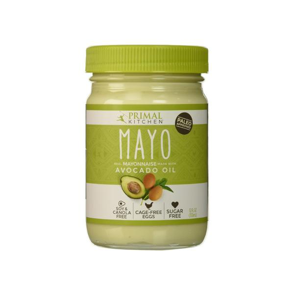 Ketogenic Shopping List -Mayonnaise