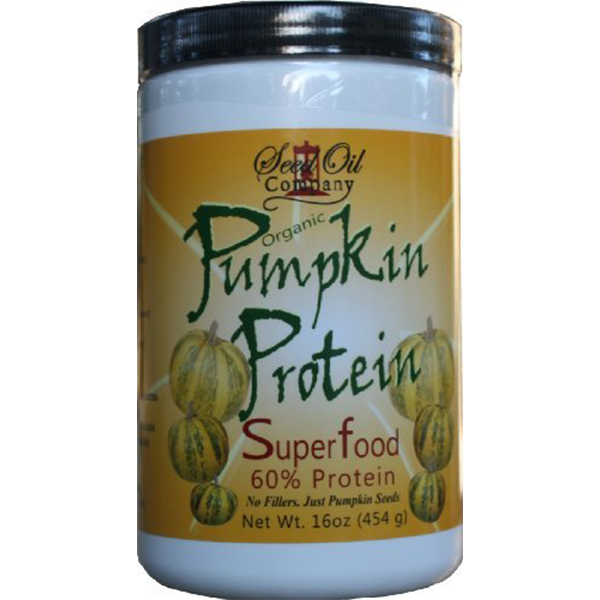 Ketogenic Shopping List -Pumpkin Seed Protein