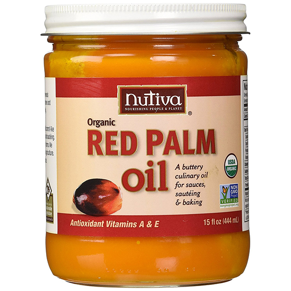 Ketogenic Shopping List -Red Palm Oil