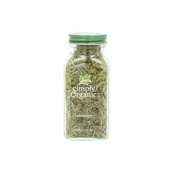 Keto Holiday Cookbook - Dried Rosemary