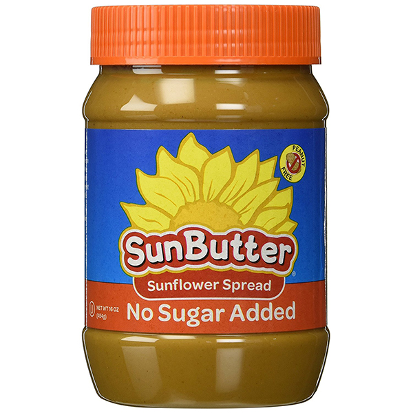 Ketogenic Shopping List -Sunbutter Spread