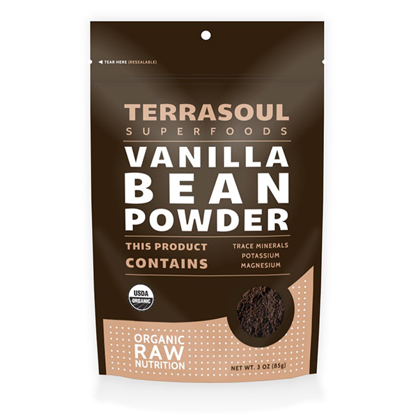 Ketogenic Shopping List -Vanilla Powder