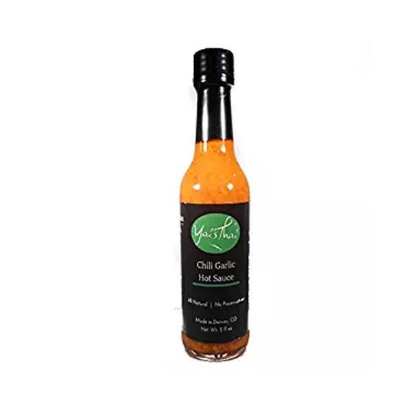 Keto Holiday Cookbook - Hot Sauce