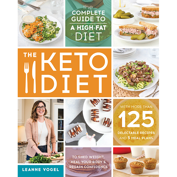 Ketogenic Diet Book List -The Keto Diet
