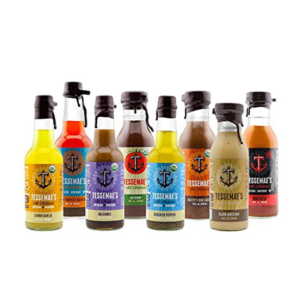 Ketogenic Shopping List -All Natural Sauce Pack