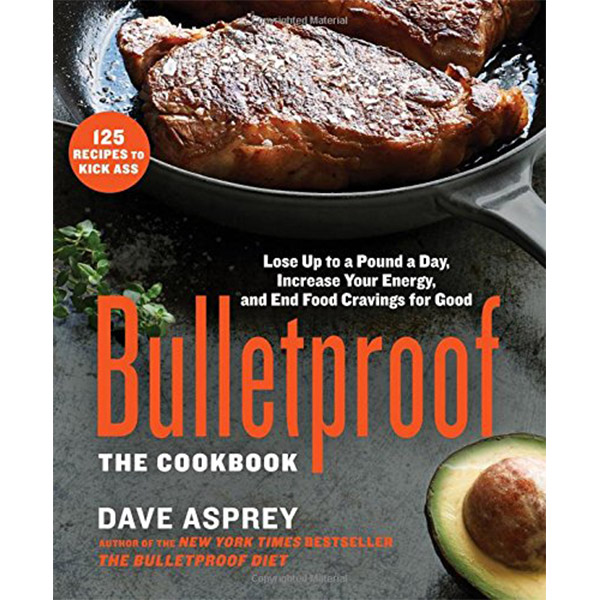 Ketogenic Diet Book List -Bulletproof: The Cookbook