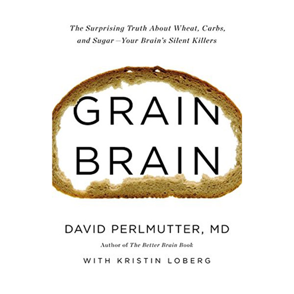 Ketogenic Diet Book List -Grain Brain