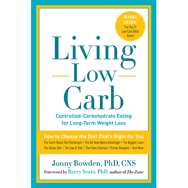 Ketogenic Diet Book List -Living Low Carb