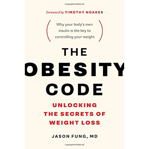 Ketogenic Diet Book List -Obesity Code
