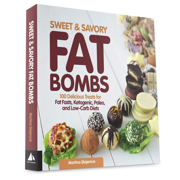 Ketogenic Diet Book List -Sweet & Savory Fat Bombs