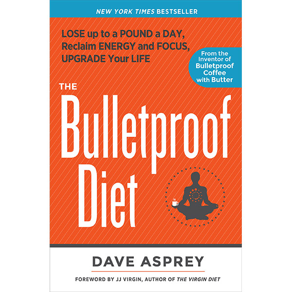 Ketogenic Diet Book List -The Bulletproof Diet