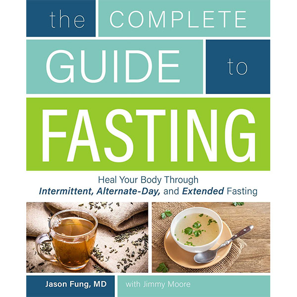 Ketogenic Diet Book List -The Complete Guide to Intermittent Fasting