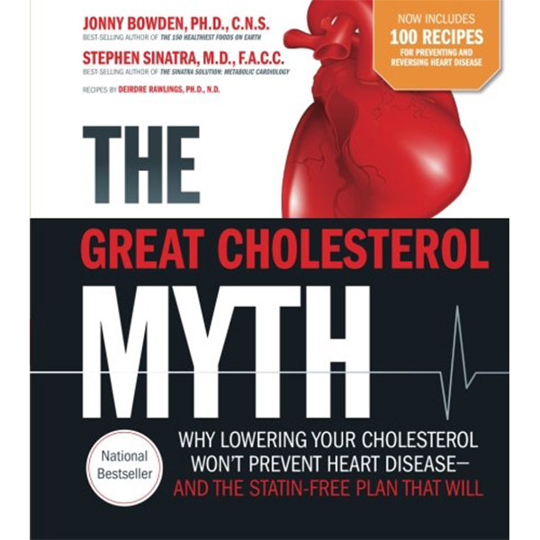 Ketogenic Diet Book List -The Great Cholesterol Myth