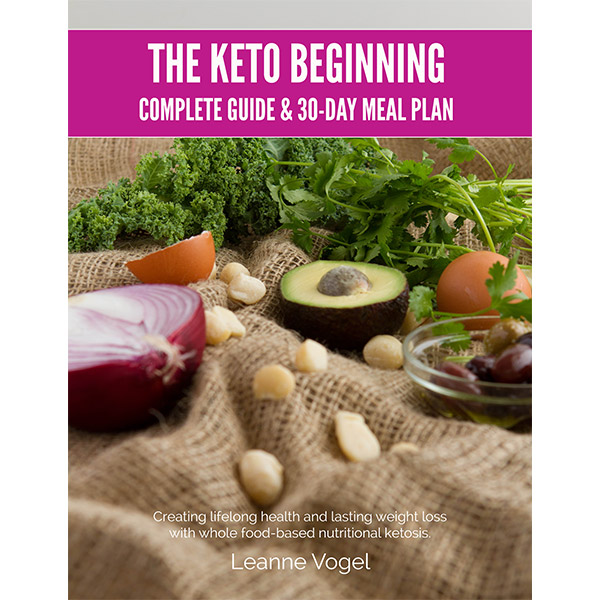 Ketogenic Diet Book List -The Keto Beginning