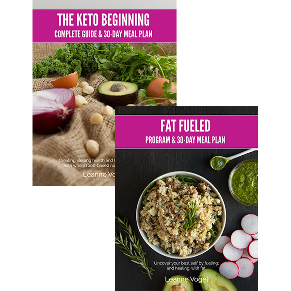 Ketogenic Diet Book List -The Keto Bundle
