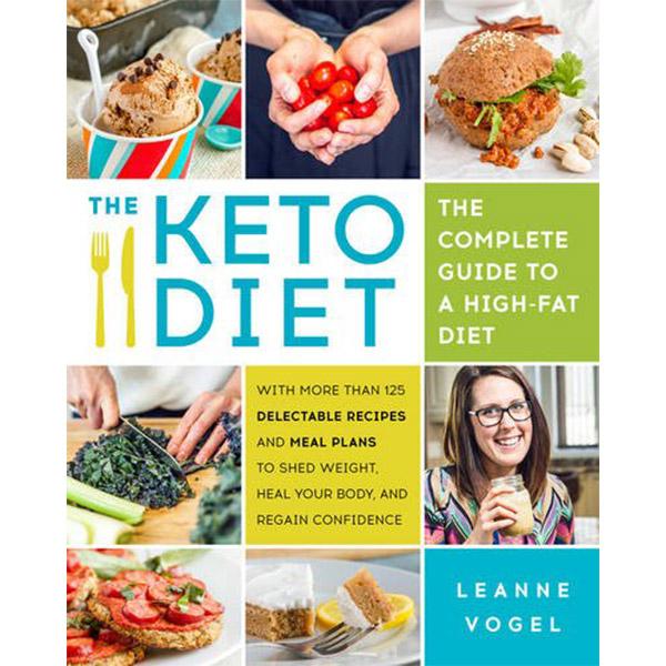 Ketogenic Diet Book List -The Keto Diet