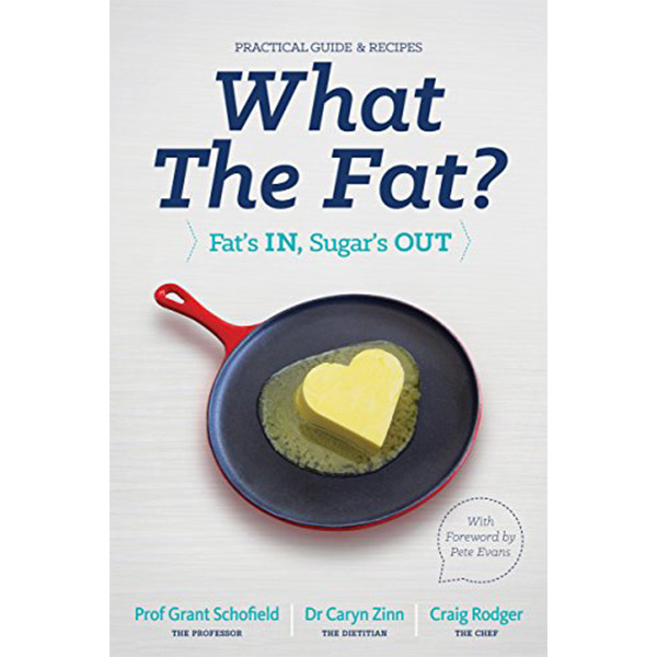 Ketogenic Diet Book List -What The Fat?