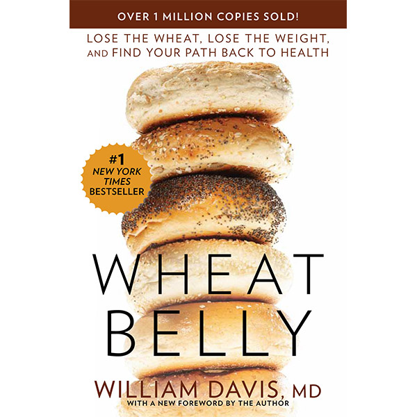 Ketogenic Diet Book List -Wheat Belly