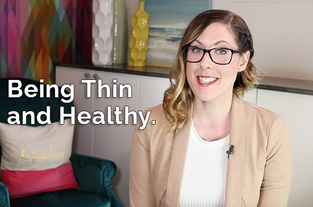 Being Thin and Healthy #keto #lowcarb #highfat