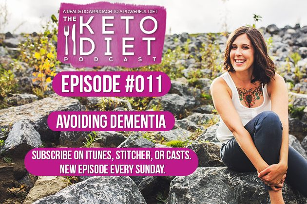 Avoiding Dementia #healthfulpursuit #fatfueled #lowcarb #keto #ketogenic #lowcarbpaleo