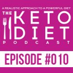The Keto Diet Podcast Ep. #010: Signs of Ketosis, Adrenal Dysfunction, and Hunger Preview
