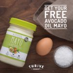 Join Thrive Market and get a FREE jar of Primal Kitchen avocado oil mayo! Preview