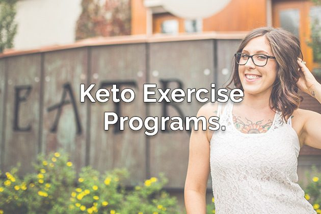 7 Exercise Programs I'm in Love With #keto #lowcarb #highfat #fatfueled #ketoexercise #workouts #nopainnogain #fitness #ketofitness #fitandketo #fitandfab