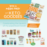 MEGA Keto Diet Book Giveaway Preview