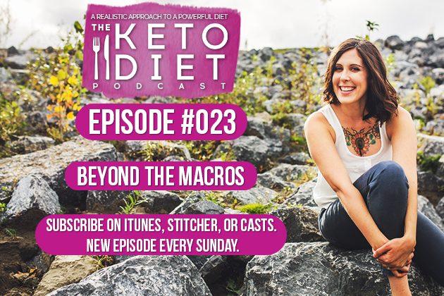 Beyond the Macros #healthfulpursuit #fatfueled #lowcarb #keto #ketogenic #lowcarbpaleo