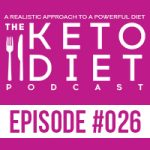 The Keto Diet Podcast Ep. #026: How to Be Keto… Alone Preview