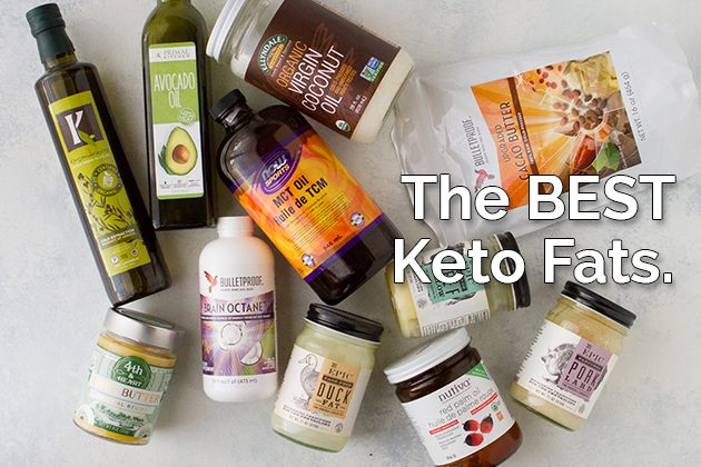 The Best Fats To Eat When You're Keto #keto #lowcarb #highfat