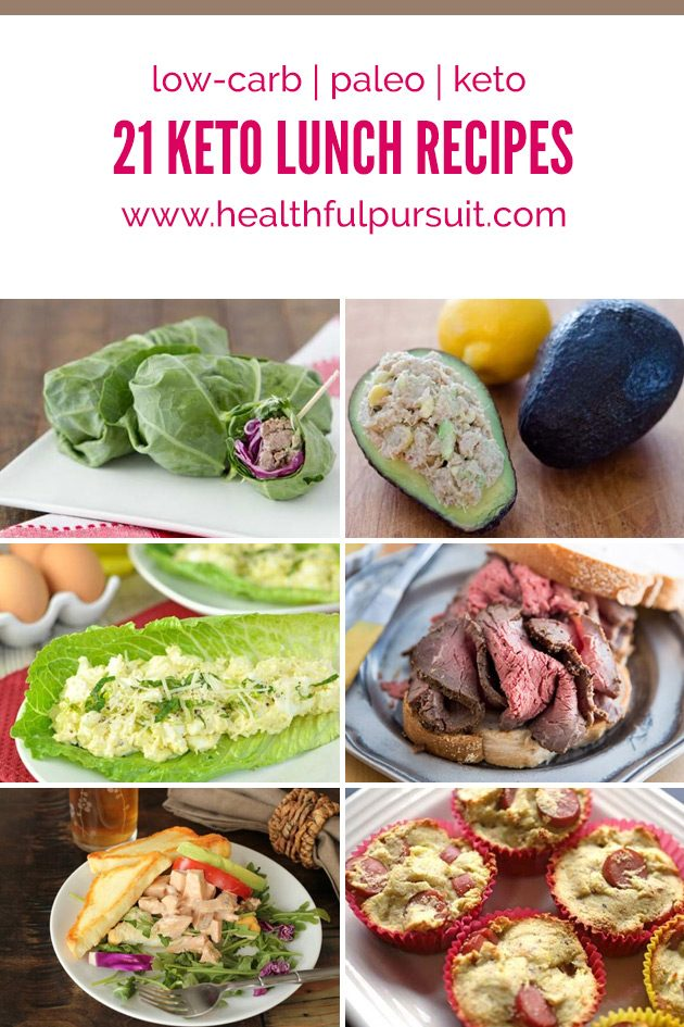 Fast and Easy Low-Carb Lunches #keto #lowcarb #highfat #paleo  sc 1 st  Healthful Pursuit : cold plate dinner ideas - pezcame.com
