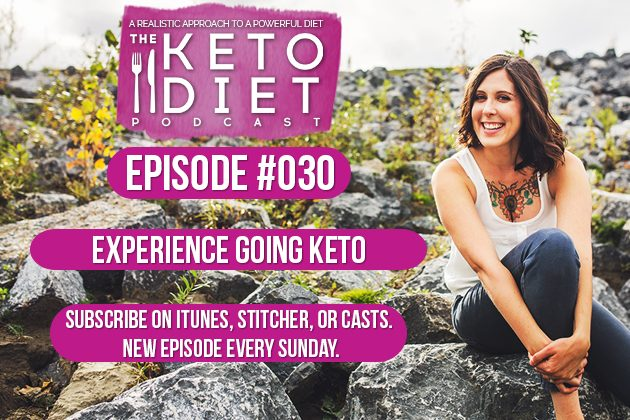 Episode #030: Experience Going Keto II | Healthful Pursuit