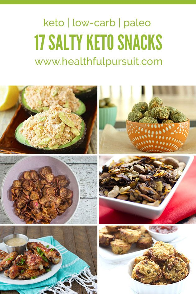 17 Salty Keto Snack Recipes Healthful Pursuit