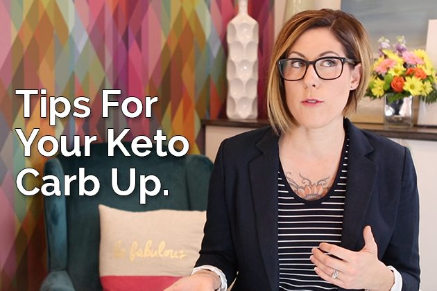 Quick Tips For Your First Keto Carb Up #keto #lowcarb #highfat #theketodiet