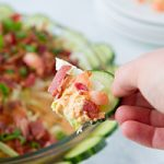 No Bake BLT Dip (keto, dairy-free + paleo) Preview