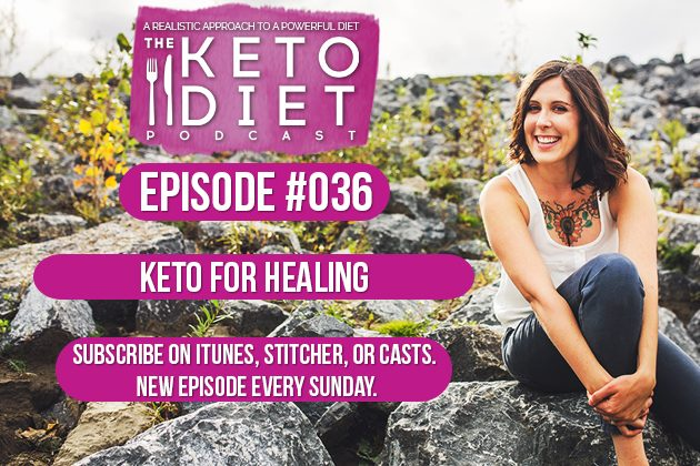 Keto for Healing #healthfulpursuit #fatfueled #lowcarb #keto #ketogenic #lowcarbpaleo #theketodiet