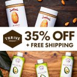 Keto Life on a Budget with Thrive Market Preview