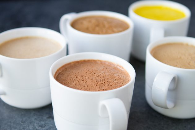 5 Decaf Fatty Coffee Recipes #keto #lowcarb #highfat #theketodiet #bulletproof #rocketfuellatte