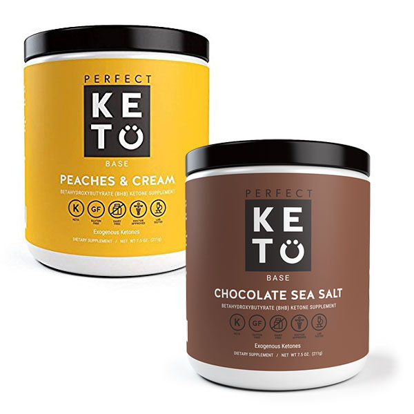 Perfect Keto Exogenous Ketones