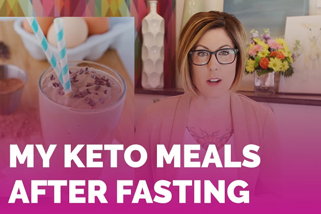 My Keto Meals with Intermittent Fasting #keto #lowcarb #highfat #theketodiet