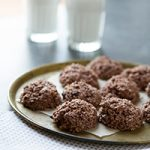 Double Chocolate Haystacks (keto, paleo, low-carb + dairy-free)