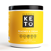 Exogenous ketones? Beat the keto flu with Perfect Keto! #keto #lowcarb #highfat #theketodiet #ketoflu #exogenousketones #fatfueled #ketogenic #lchf