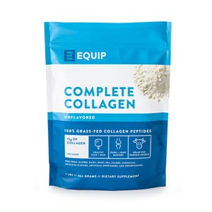 Ketogenic Shopping List - Equip Collagen Peptides