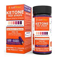 Fat Fueled - Ketone Urine Strips