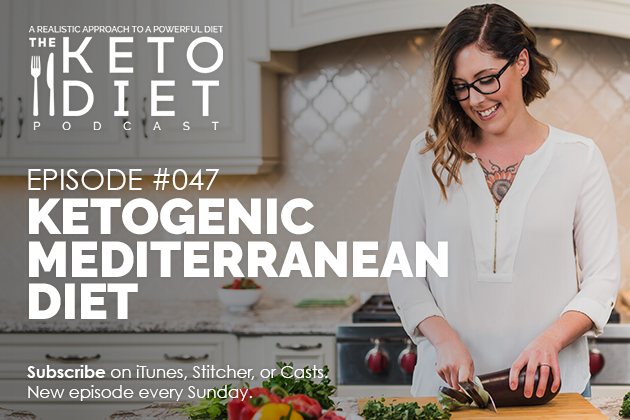 Ketogenic Mediterranean Diet #healthfulpursuit #fatfueled #lowcarb #keto #ketogenic #lowcarbpaleo #theketodiet