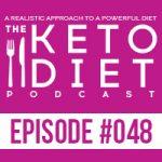 The Keto Diet Podcast Ep. #048: Overcoming Amenorrhea on Keto