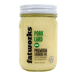 Ketogenic Shopping List - Lard
