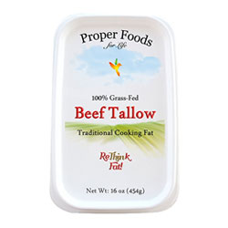 Ketogenic Shopping List -Tallow